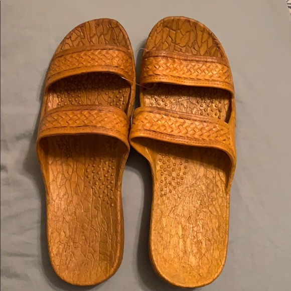 "3667ac4ca317 ""Jesus"" inspired sandals. NWT. Pali Hawaii"